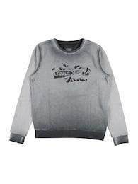 Kinder,  Jungen Pepe Jeans Sweater LEO grau   08434538617690