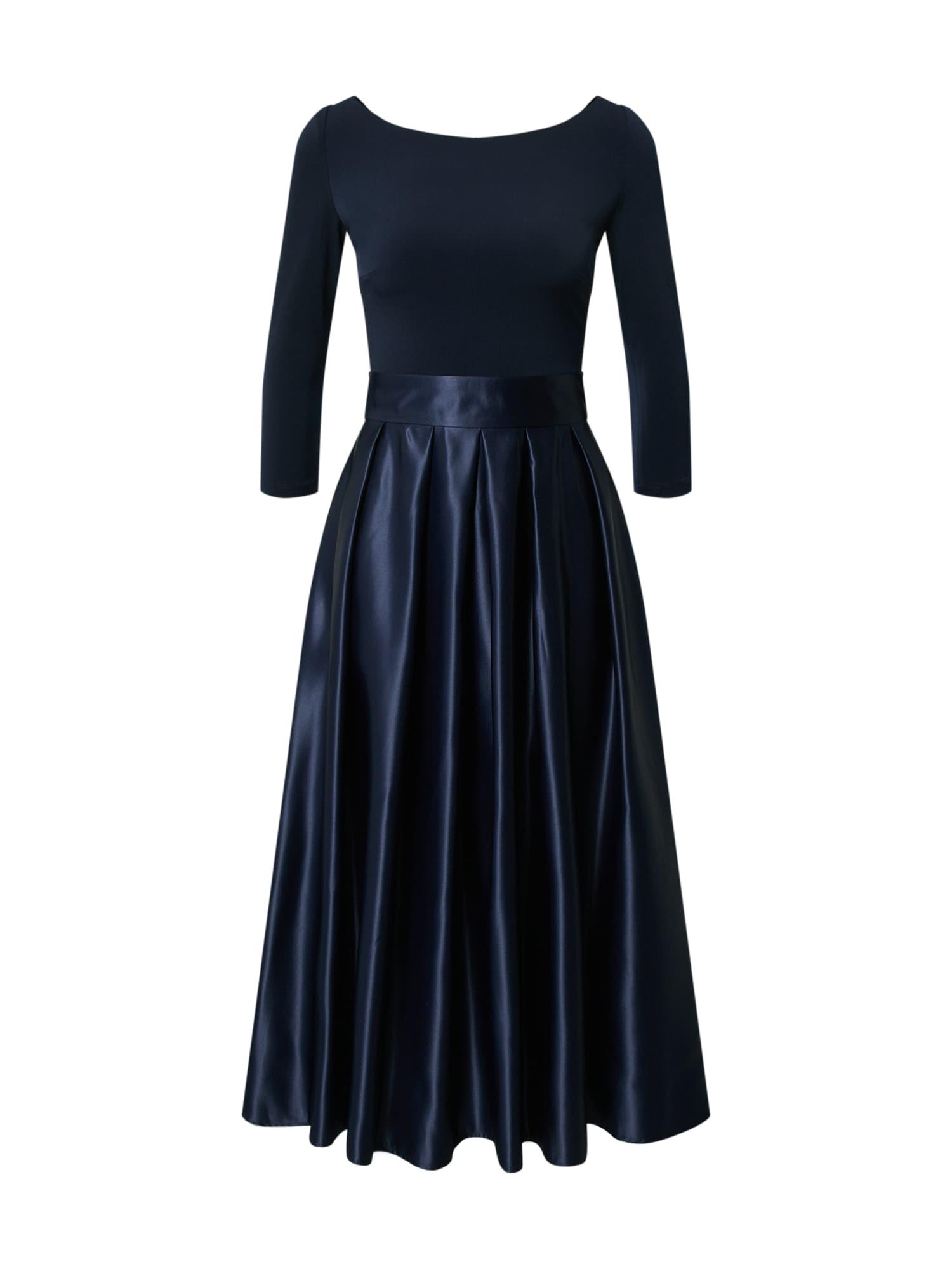 SWING Vakarinė suknelė nakties mėlyna