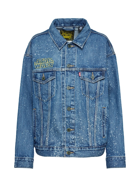Jacken - Jacke 'DAD TRUCKER' › Levi's › blue denim  - Onlineshop ABOUT YOU
