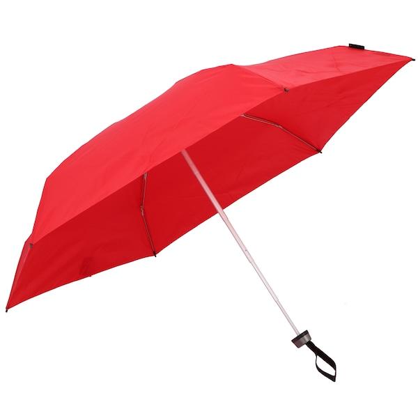 Regenschirme für Frauen - KNIRPS Taschenschirm 'TS.010 Small Manual' 18 cm rot  - Onlineshop ABOUT YOU