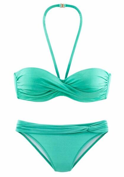 Bademode - Bikini › Lascana › mint  - Onlineshop ABOUT YOU