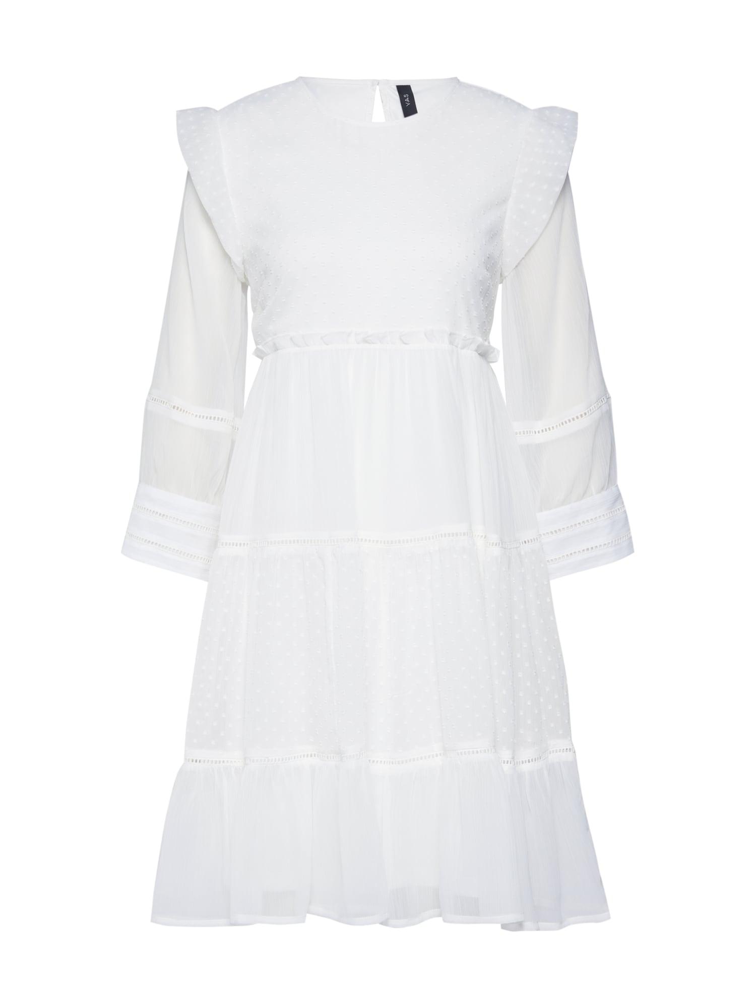 Letní šaty PALI bílá Y.A.S