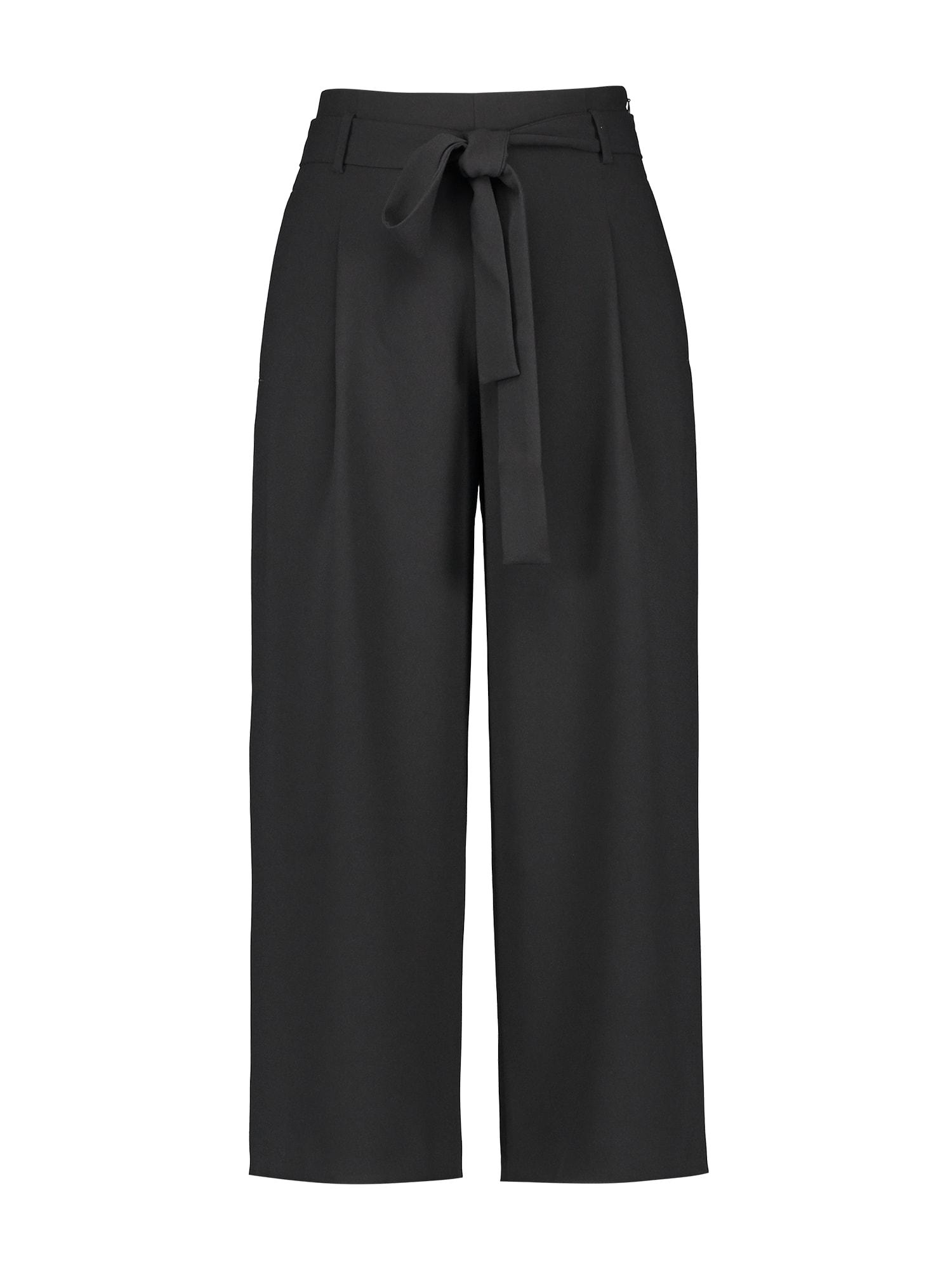 Kalhoty černá Talkabout