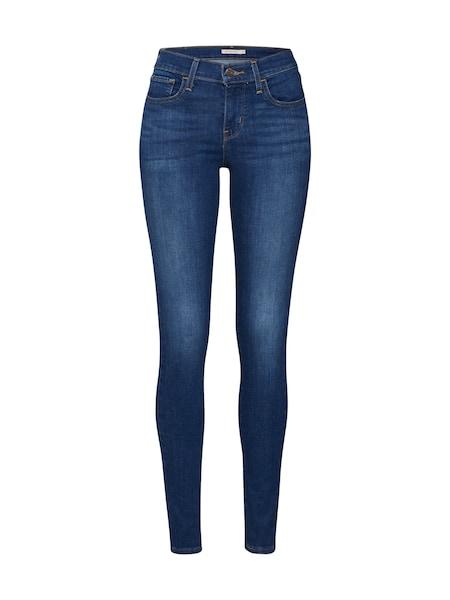 Hosen - Jeans '710 Super Skinny Denim' › Levi's › blue denim  - Onlineshop ABOUT YOU