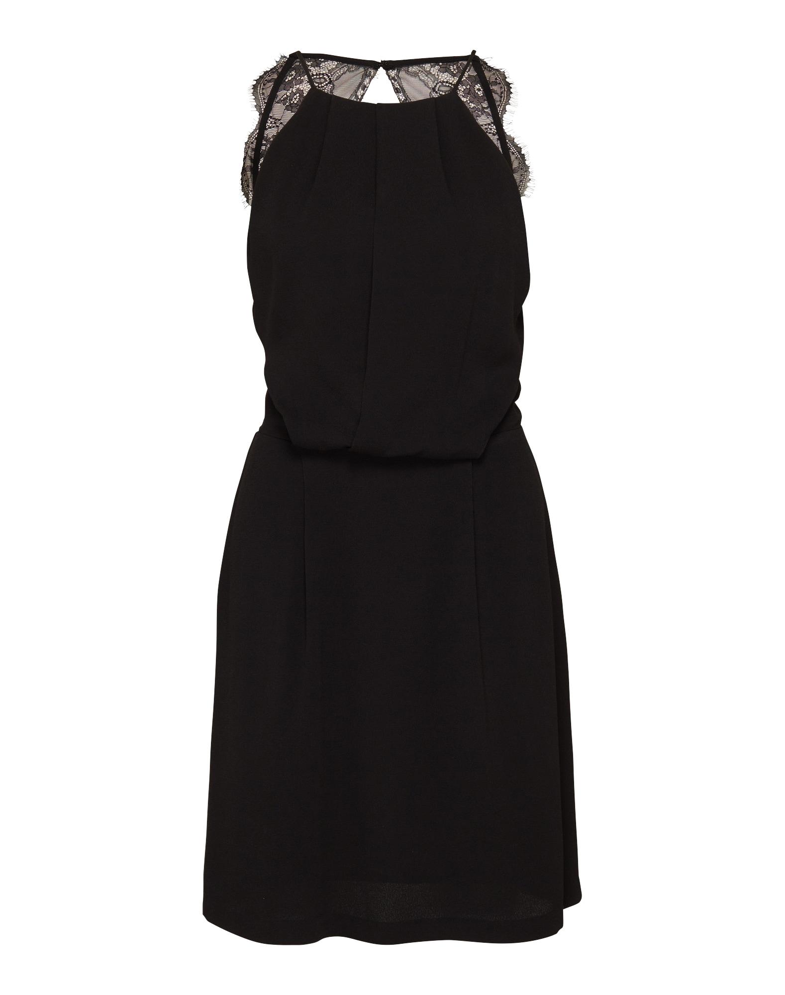 Letní šaty Willow 5687 černá Samsoe & Samsoe