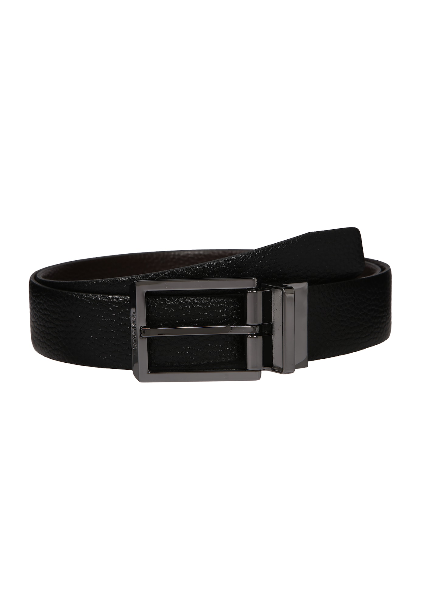 Calvin Klein Diržas ruda / juoda