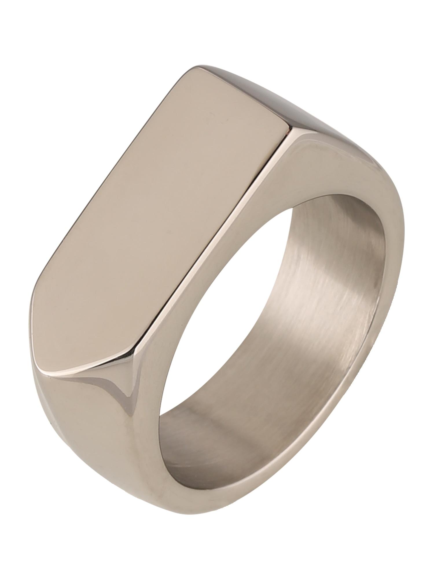 Prsten Ring Classic Line II stříbrná ROYAL-EGO