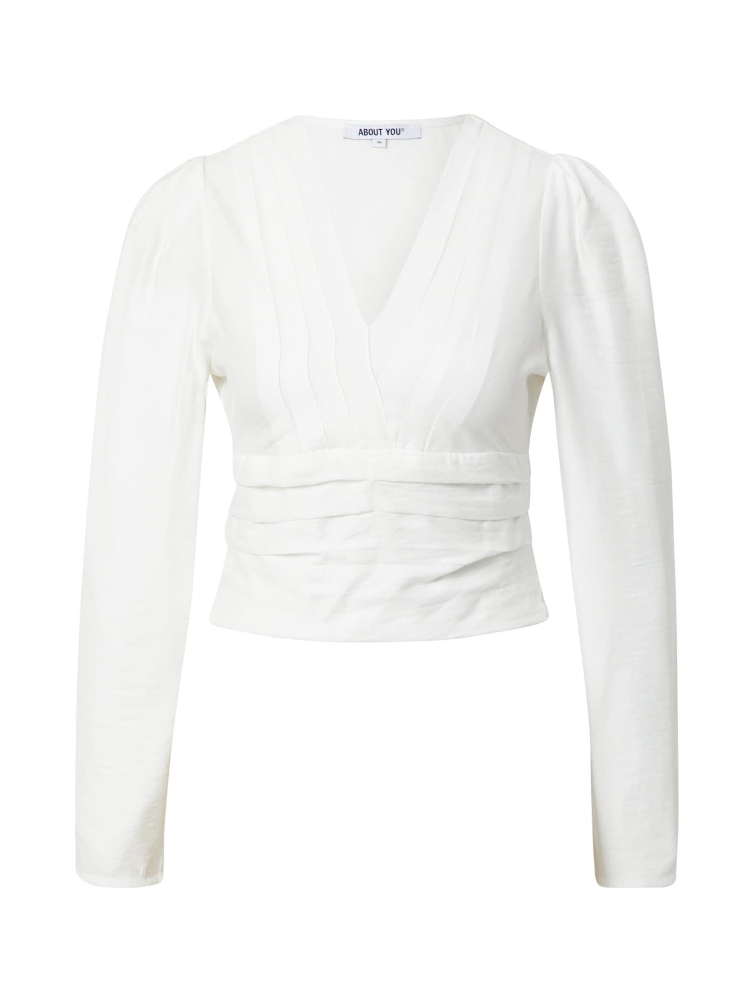ABOUT YOU Marškinėliai 'Keela' balta