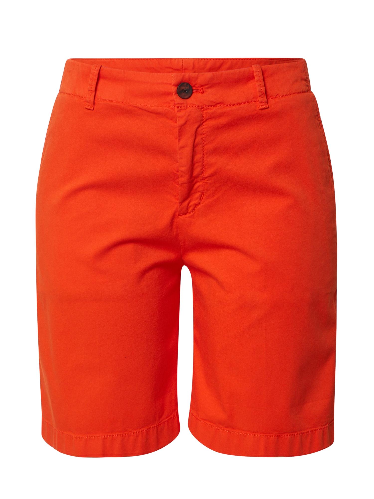 BOSS Kelnės 'Saclea-D' oranžinė