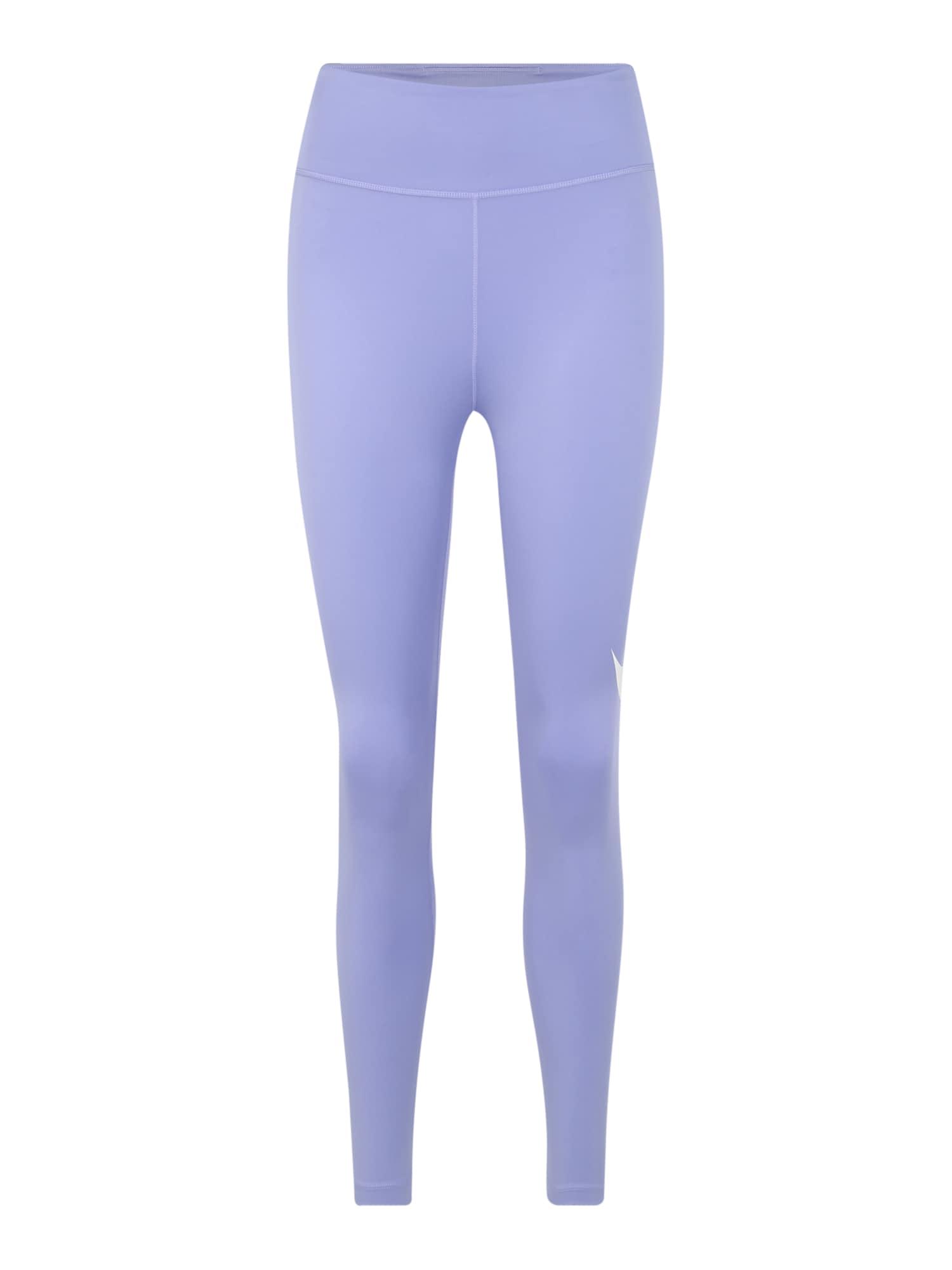 NIKE Sportovní kalhoty 'Nike'  kouřově modrá