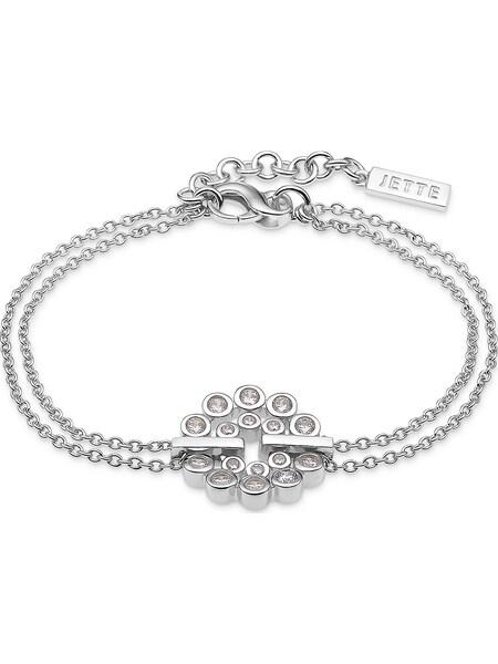 Armbaender - Armband › JETTE › silber transparent  - Onlineshop ABOUT YOU