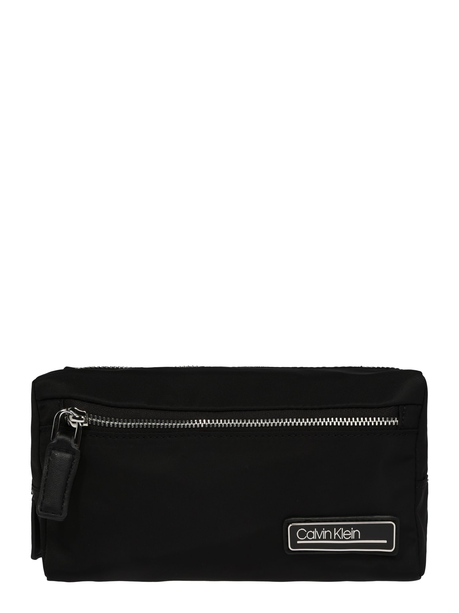 Calvin Klein Tualeto reikmenų / kosmetikos krepšys 'PRIMARY' juoda