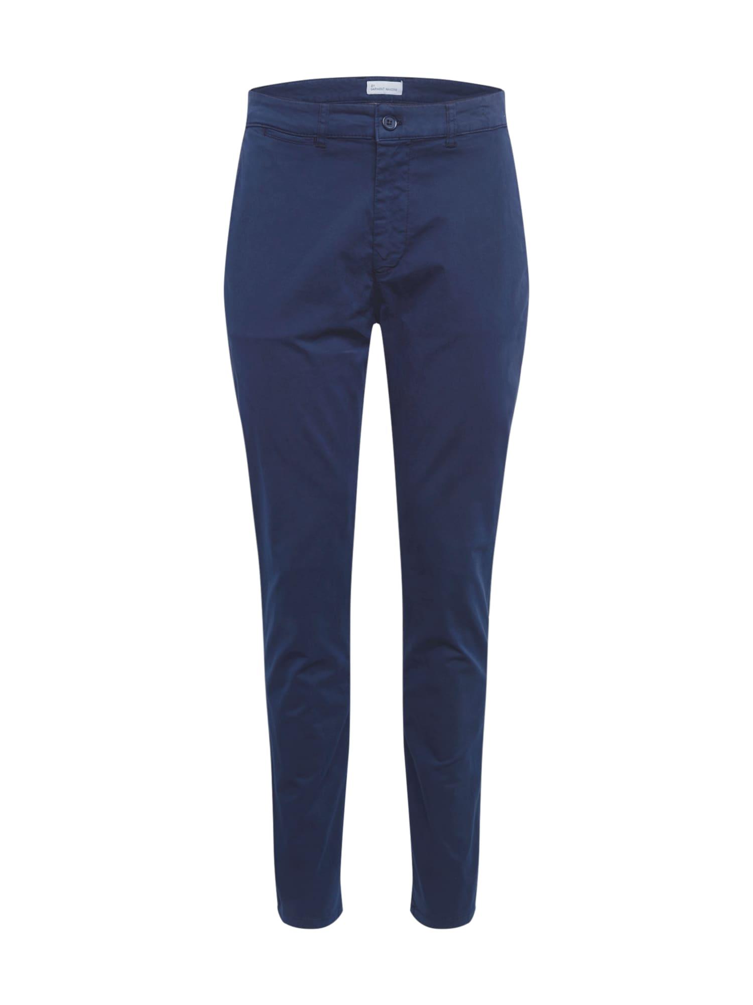 """By Garment Makers """"Chino"""" stiliaus kelnės tamsiai mėlyna"""
