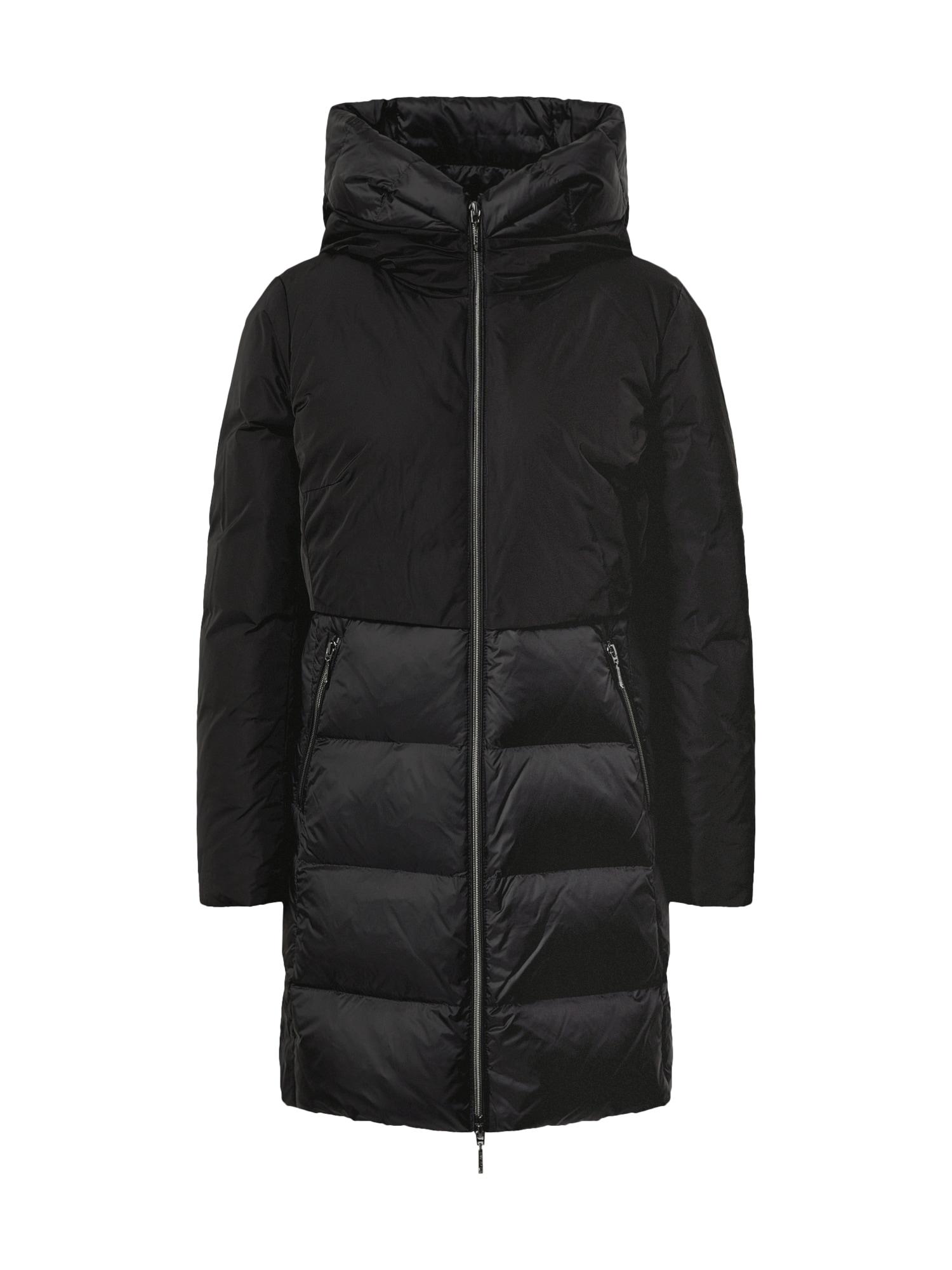 GIL BRET Žieminis paltas juoda