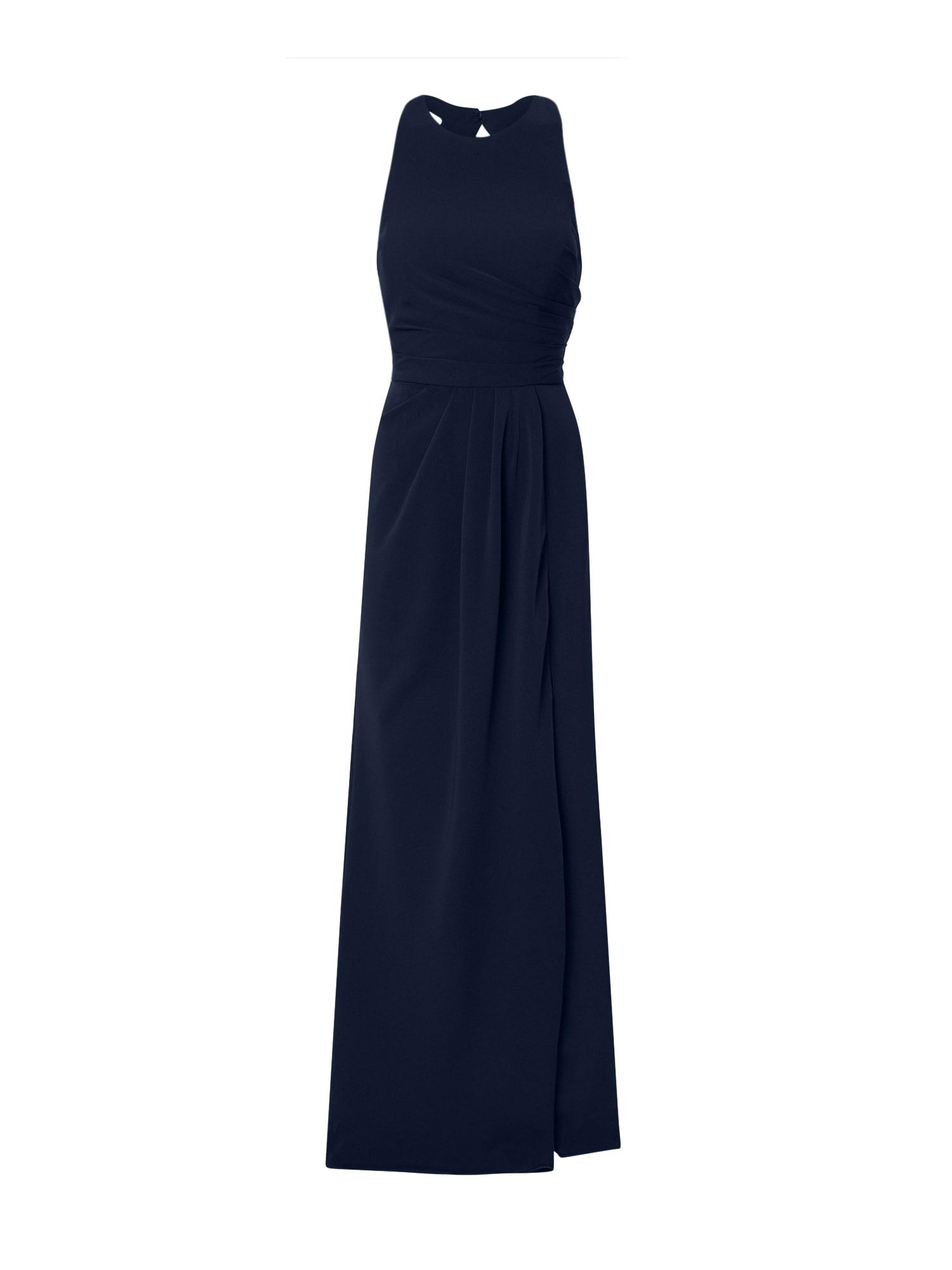STAR NIGHT Vakarinė suknelė tamsiai mėlyna