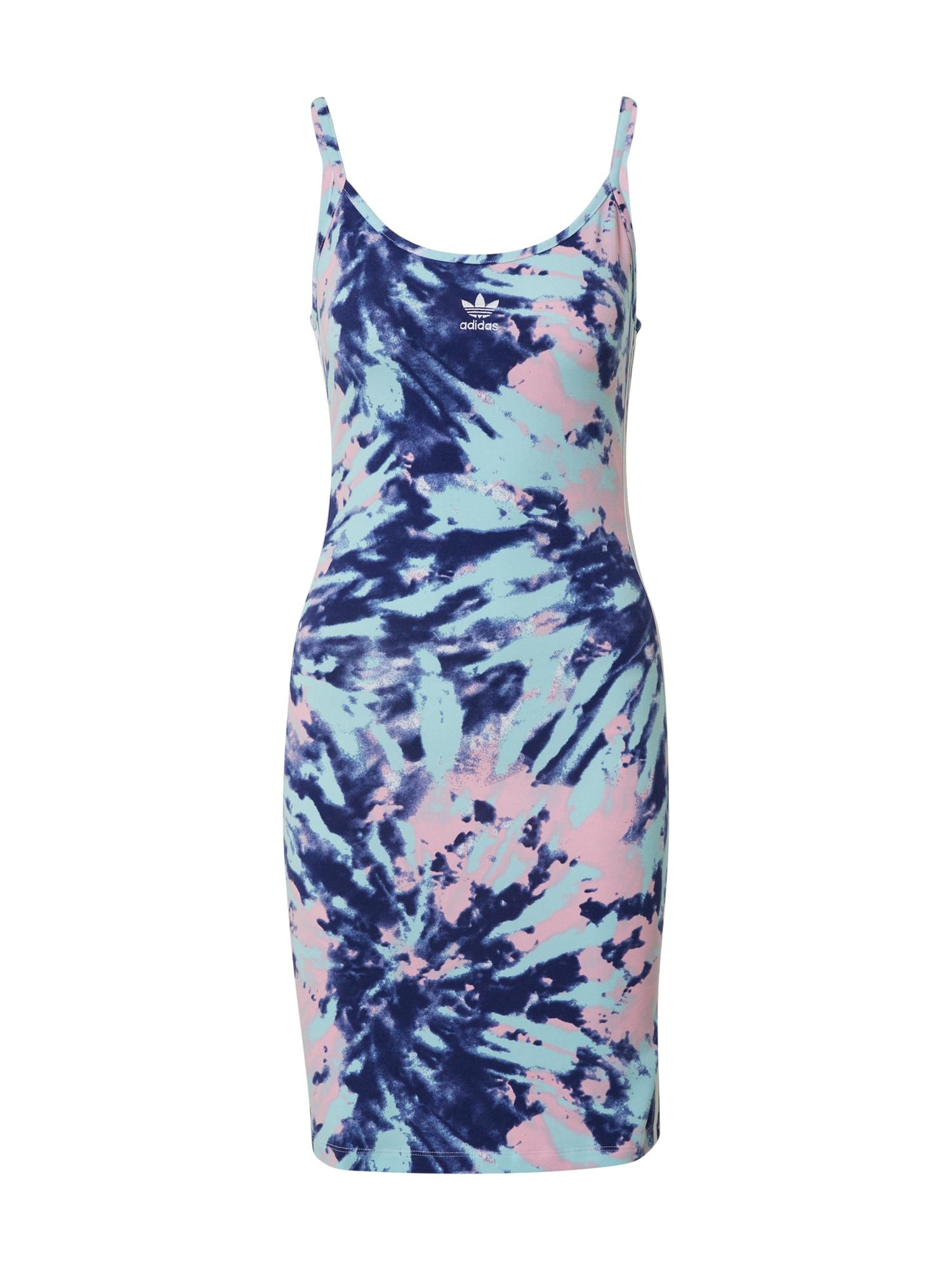 ADIDAS ORIGINALS Suknelė turkio spalva / rožių spalva
