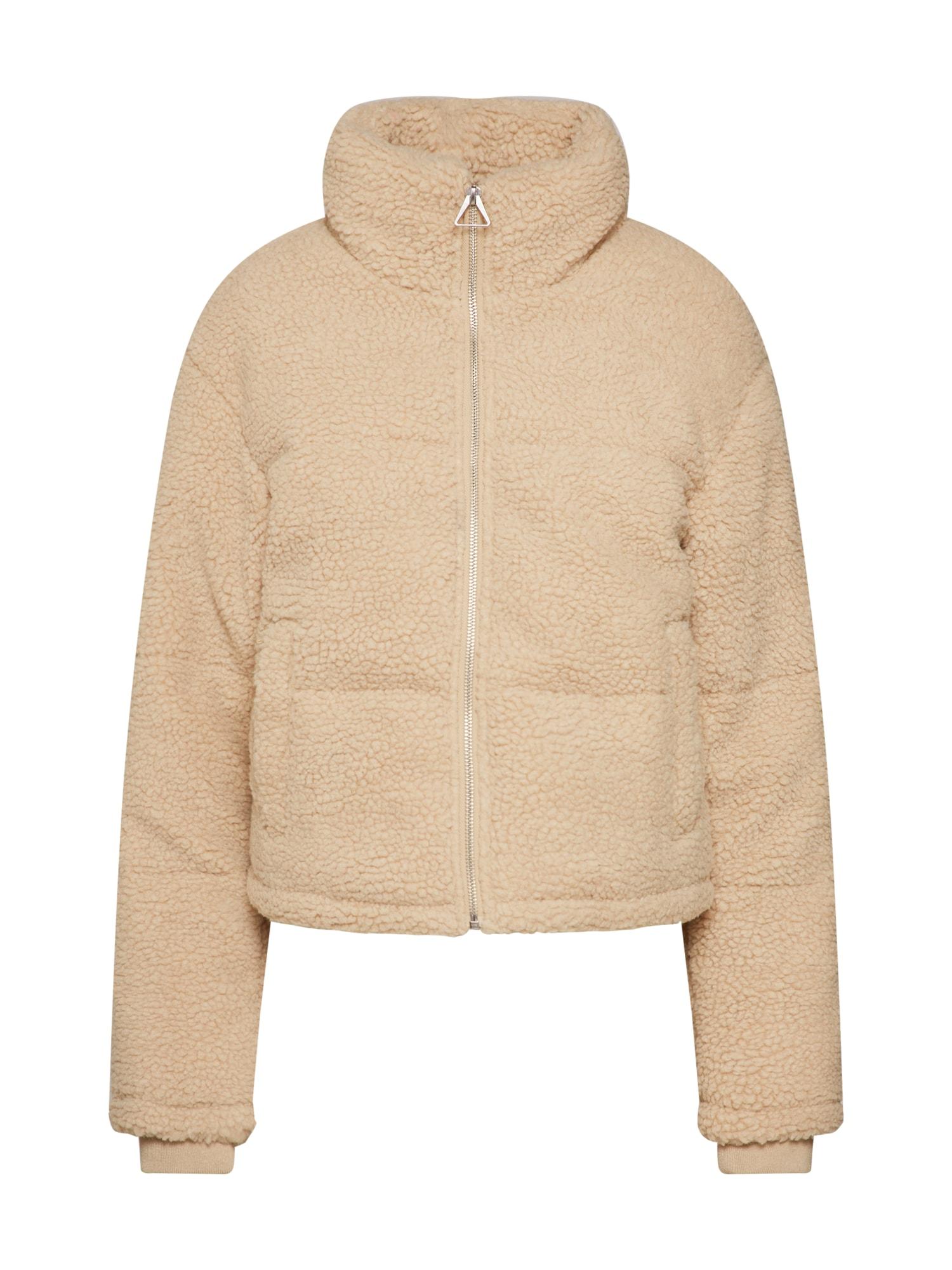 Zimní bunda písková Urban Classics