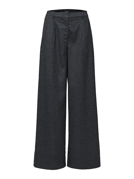 Hosen - Hose › Selected Femme › graumeliert  - Onlineshop ABOUT YOU
