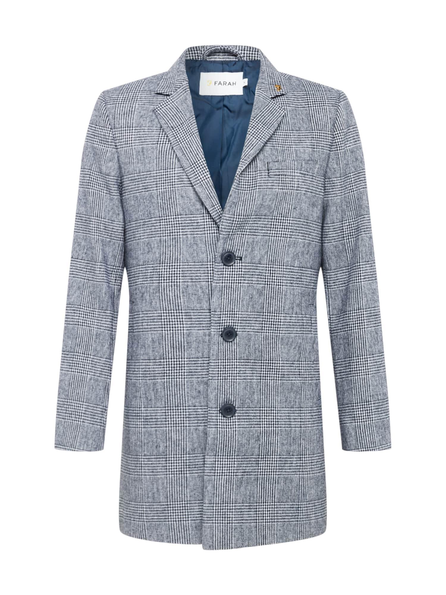 FARAH Rudeninis-žieminis paltas 'RUXTON' tamsiai mėlyna