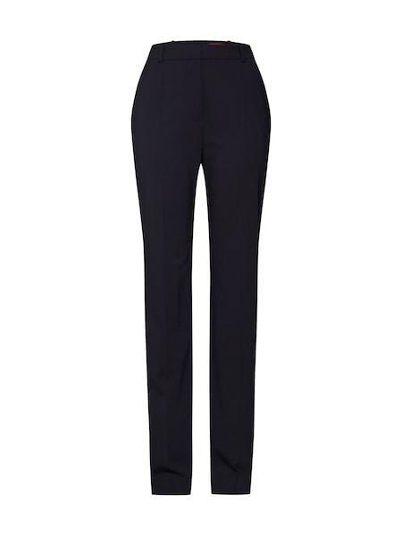 Hosen für Frauen - Hose › HUGO › navy  - Onlineshop ABOUT YOU