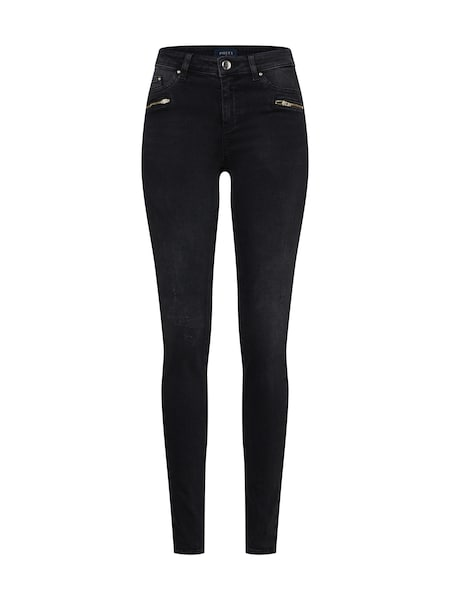 Hosen für Frauen - PIECES Jeans grau  - Onlineshop ABOUT YOU