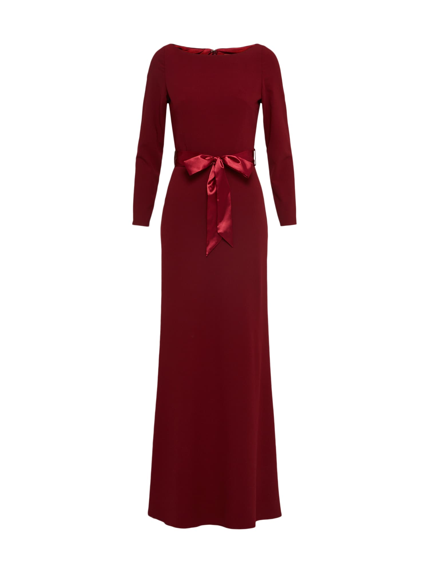 Společenské šaty bordó Chi Chi London