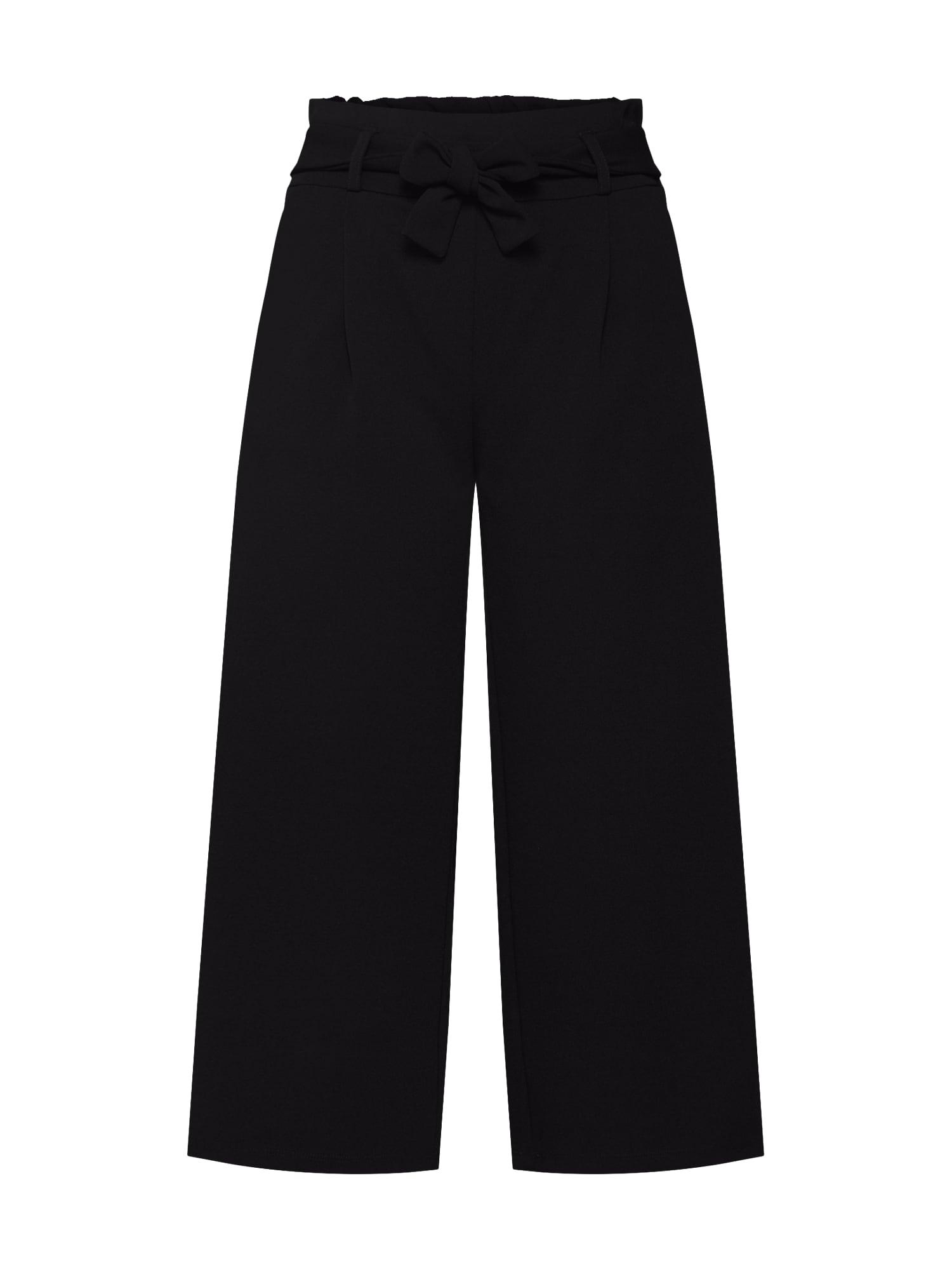 Kalhoty TAILOR černá JACQUELINE De YONG