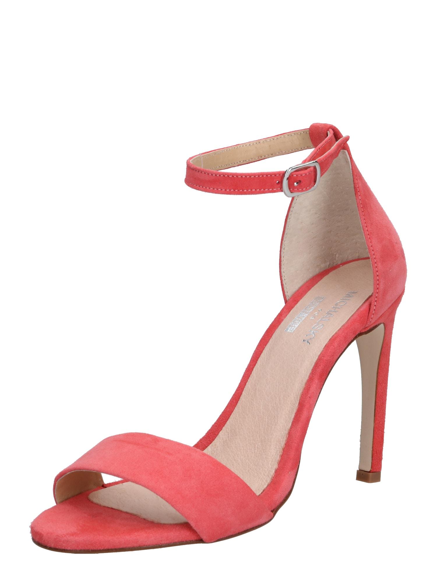 Páskové sandály Holly sandal korálová MICHALSKY FOR ABOUT YOU