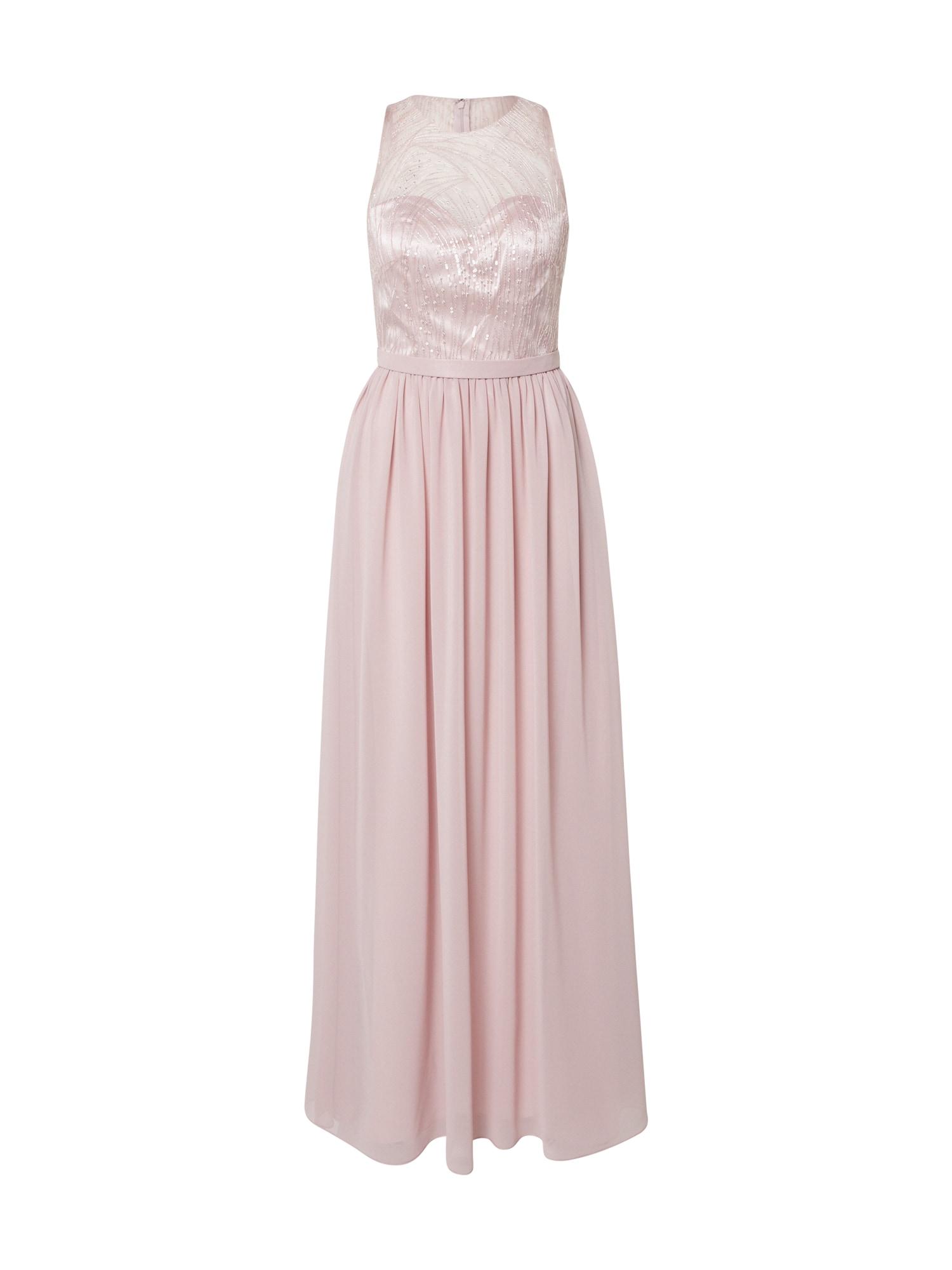 mascara Vakarinė suknelė rožinė