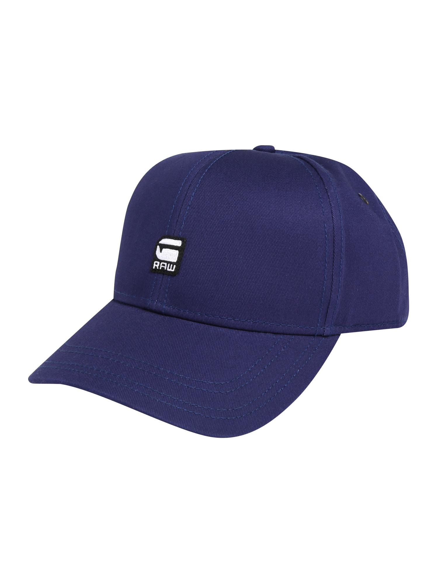 G-Star RAW Kepurė mėlyna