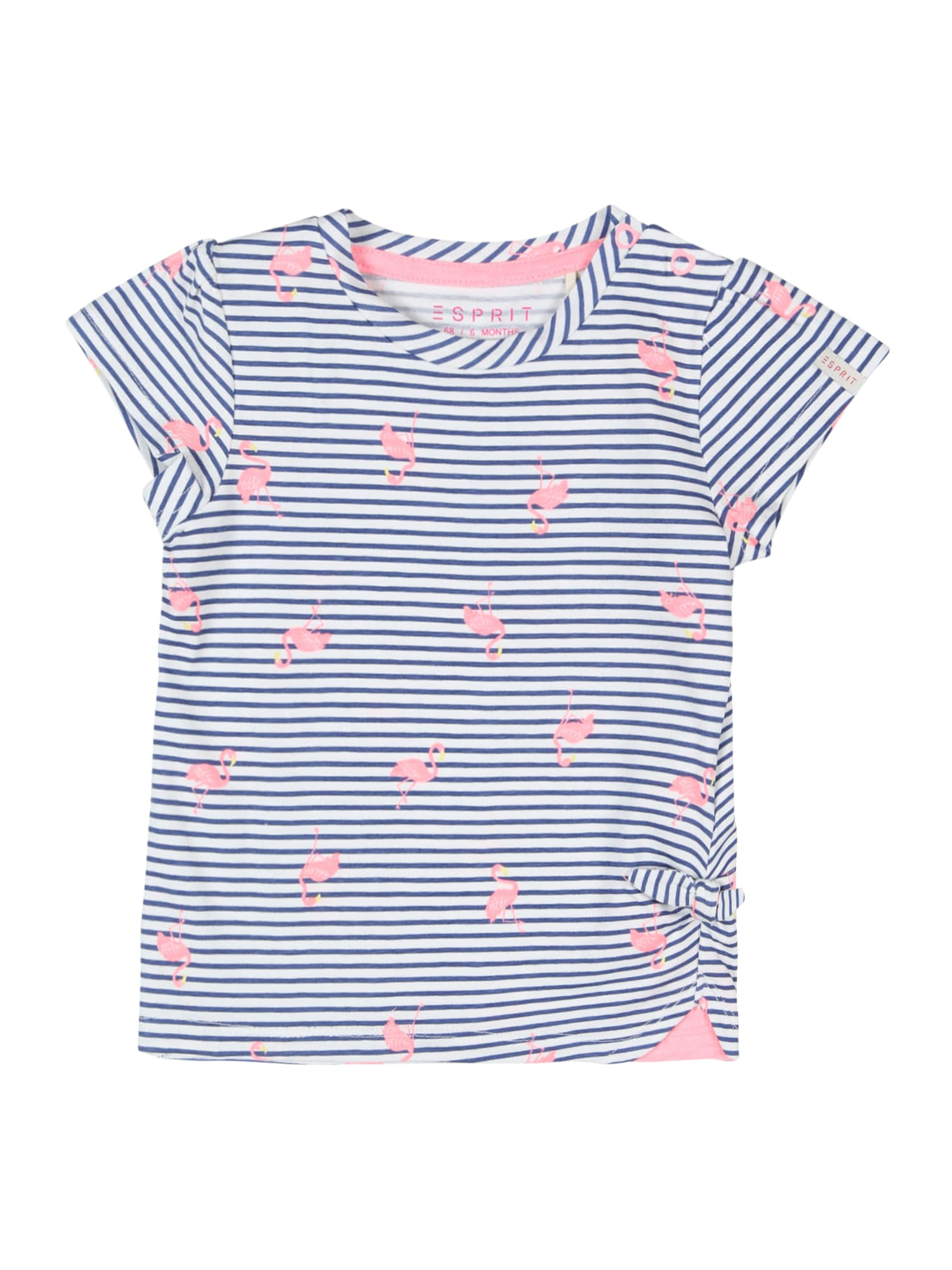 ESPRIT Marškinėliai 'T-SHIRT SS TEE SHIRT' mėlyna