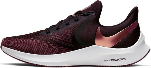 Sportschuhe - Laufschuh 'Air Zoom Winflo 6' › Nike › kupfer bordeaux  - Onlineshop ABOUT YOU
