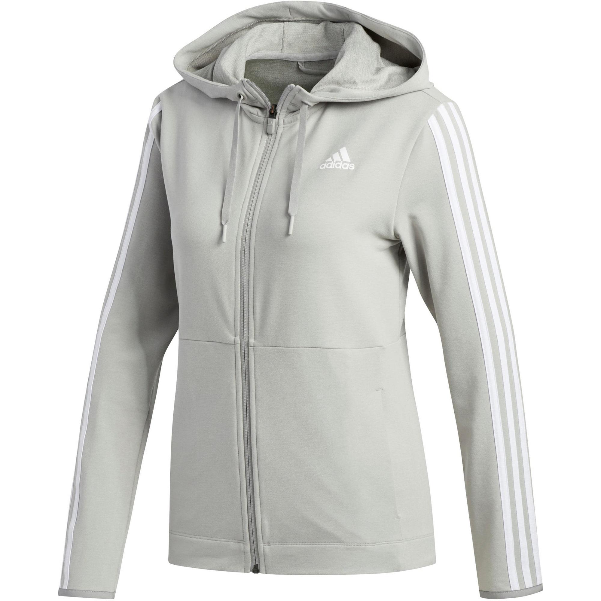 ADIDAS PERFORMANCE Sportinis džemperis šviesiai pilka
