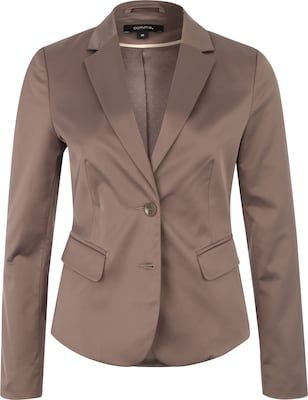 COMMA Blazer in Glanz-Optik