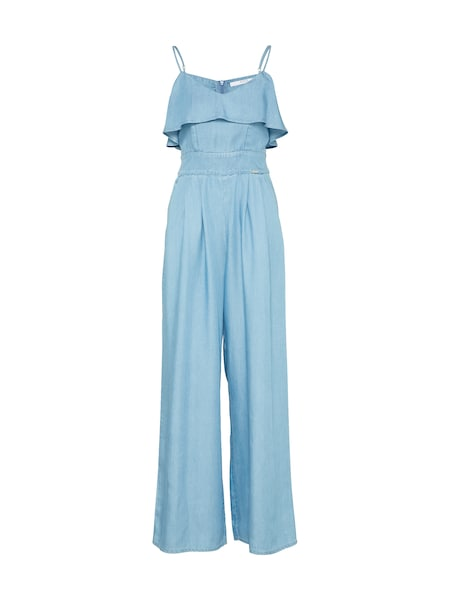Hosen für Frauen - GUESS Jumpsuit 'SAPPHIRA' himmelblau  - Onlineshop ABOUT YOU