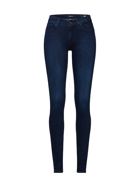 Hosen - Jeans 'NEW LUZ' › Replay › blau  - Onlineshop ABOUT YOU