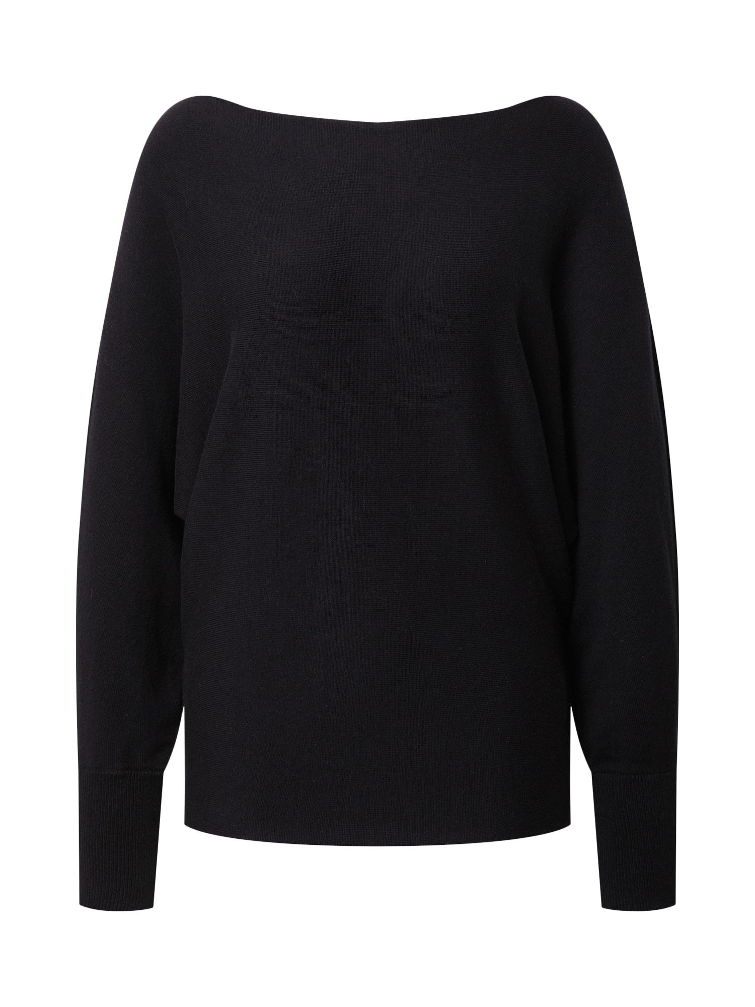 CATWALK JUNKIE Megztinis juoda