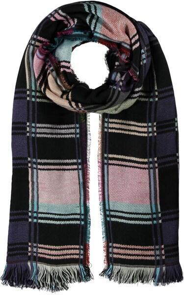 Schals für Frauen - Passigatti Schal 'Aurino' mischfarben schwarz  - Onlineshop ABOUT YOU