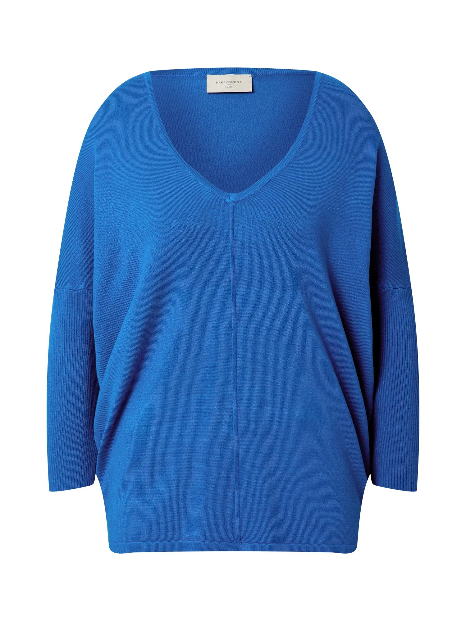 Freequent Laisvas megztinis mėlyna