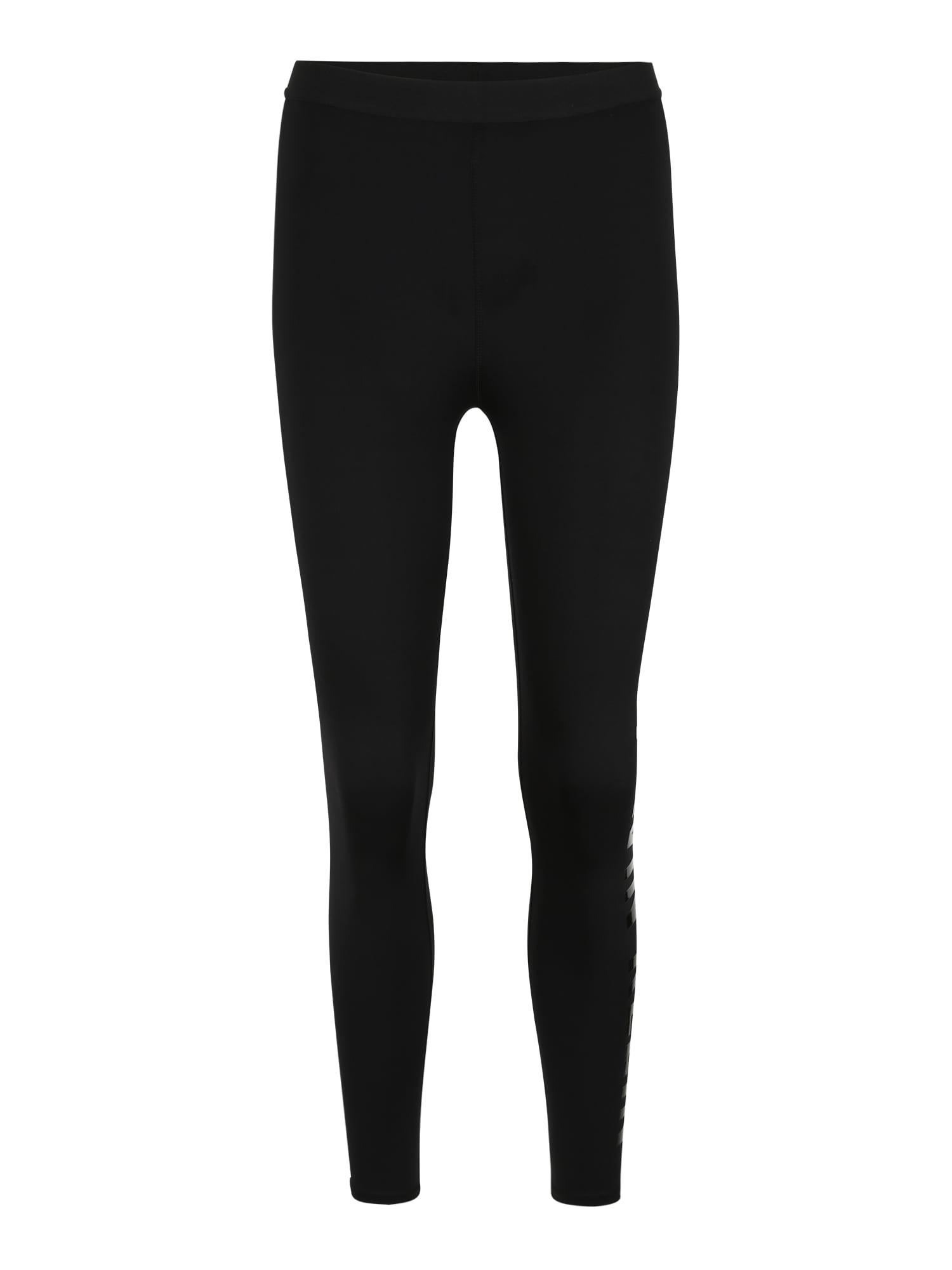 Sportovní kalhoty černá Calvin Klein Performance