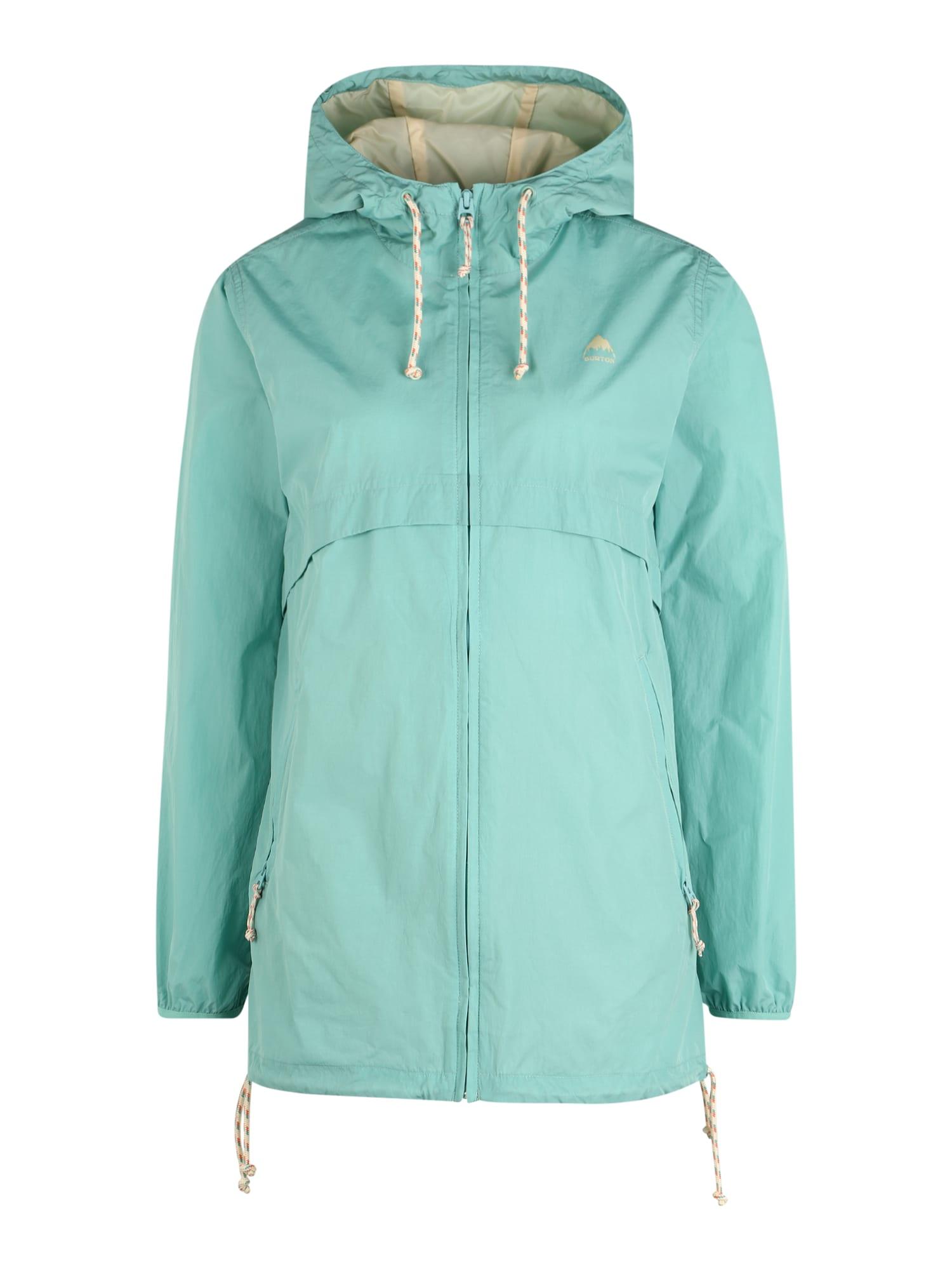 BURTON Žieminė striukė 'Hazlett Packable' turkio spalva