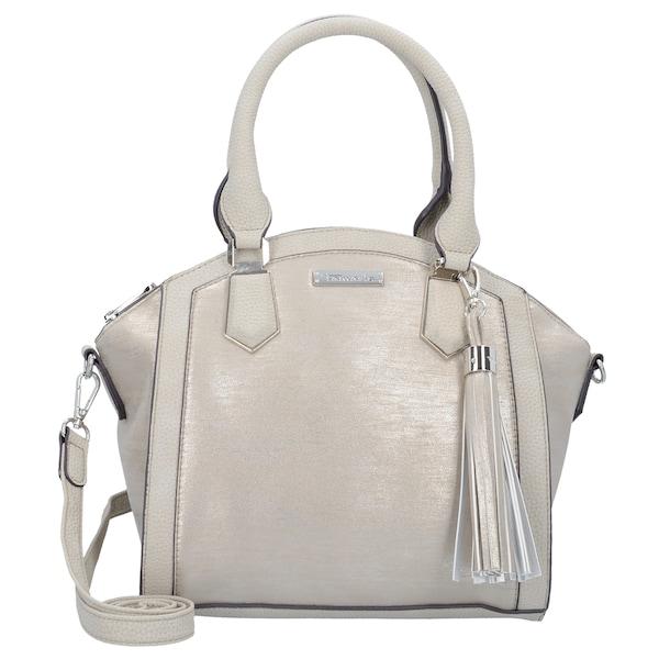 Handtaschen für Frauen - TAMARIS Handtasche 'Elsa' 34 cm grau  - Onlineshop ABOUT YOU