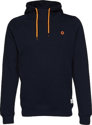 JACK & JONES Sweater 'JCOPINN SWEAT HOOD NOOS'