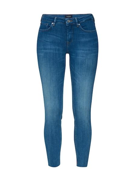 Hosen - Jeans 'La Bohemienne cropped' › Scotch Soda › blau  - Onlineshop ABOUT YOU
