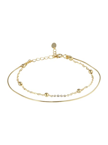 Armbaender - Armband 'Sonja' › ABOUT YOU › gold  - Onlineshop ABOUT YOU