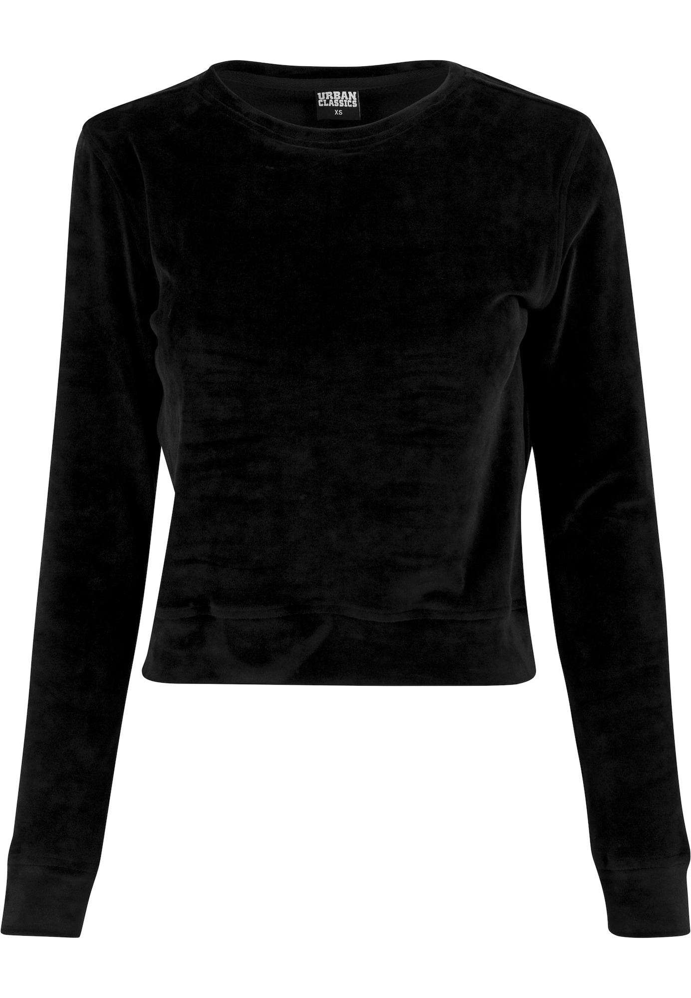 Urban Classics Megztinis juoda