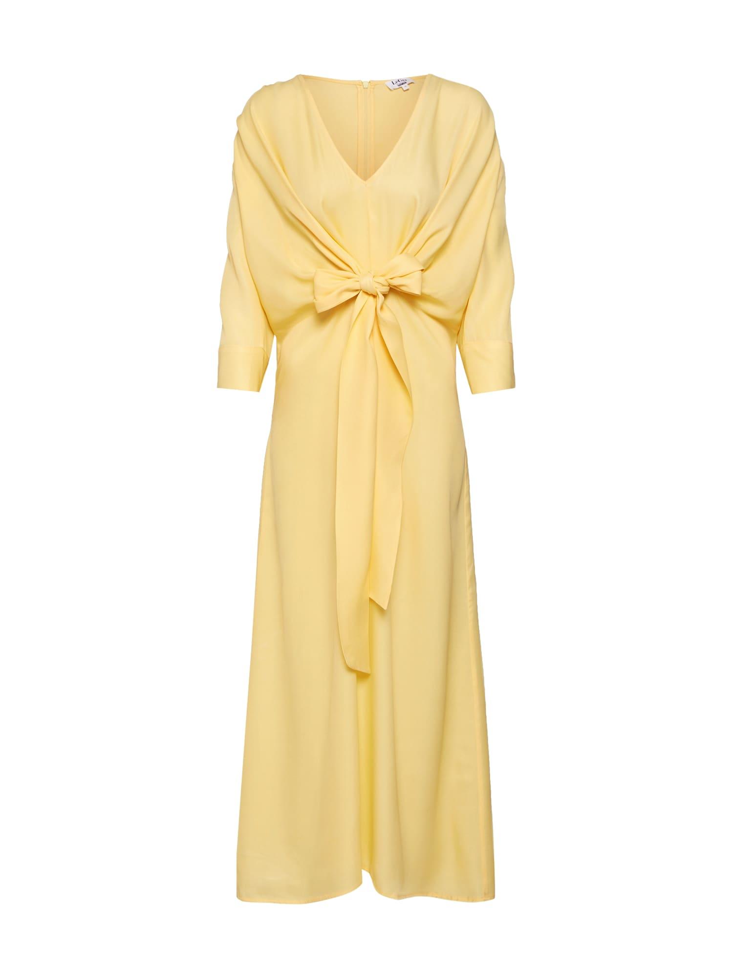 Šaty Victoria žlutá LeGer By Lena Gercke