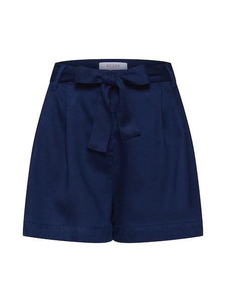 Hosen für Frauen - GUESS Hose 'AMBRE' navy  - Onlineshop ABOUT YOU