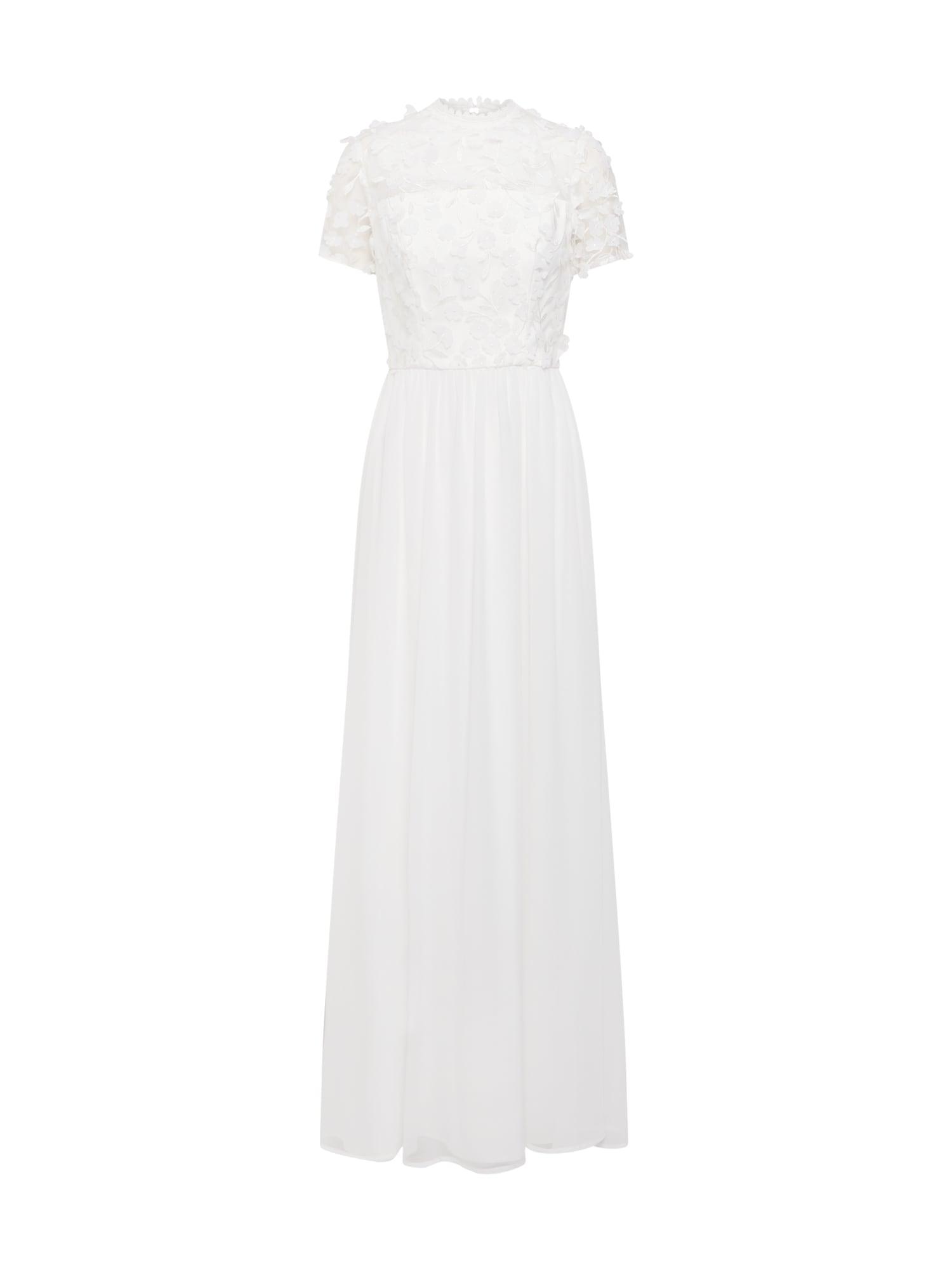 Společenské šaty AMBRE bílá Chi Chi London