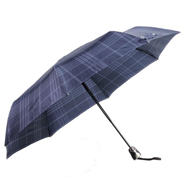 Regenschirme - Taschenschirm › Bugatti › blau  - Onlineshop ABOUT YOU